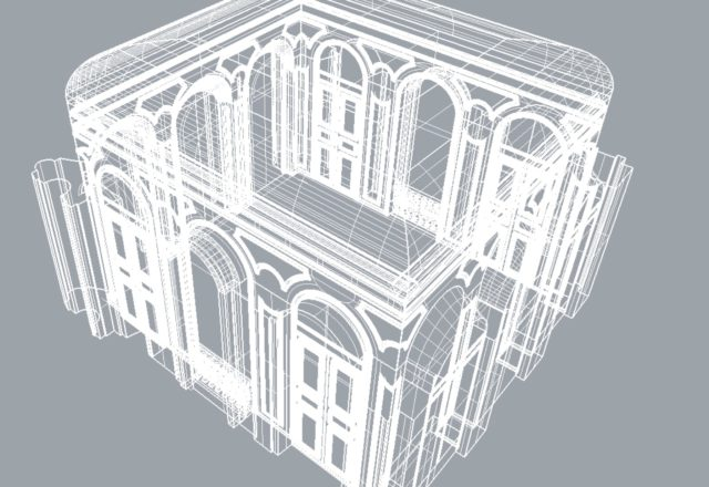 3D - wireframe