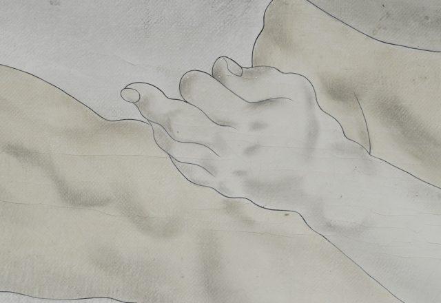 Les-occidentaux-et-le-lutteur–Tsugouharu-Foujita-3