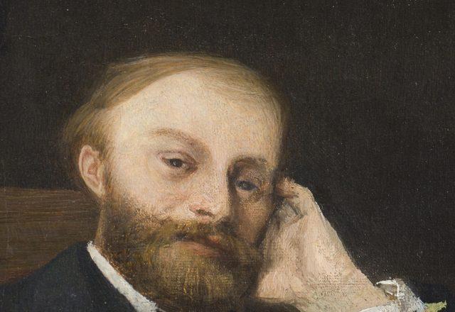 Portrait-edouard-manet-Alphonse-Legros-3