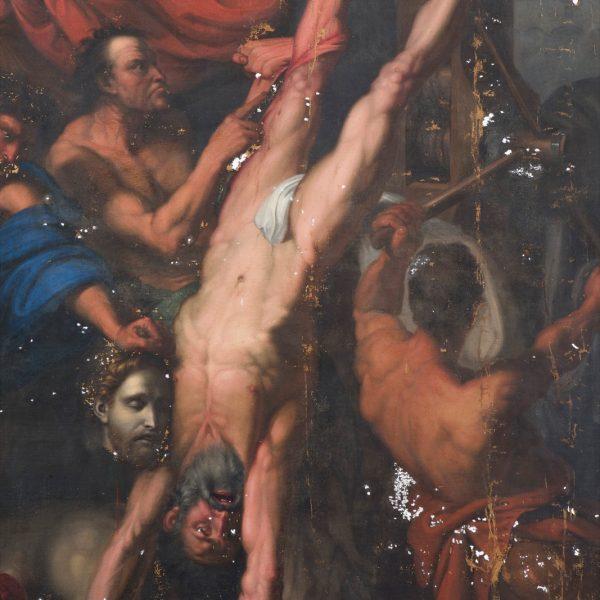 Le massacre de Saint-Bartélémy