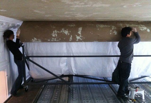 olivier-debre-plafond-peint-1