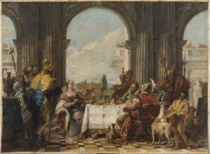 Etude - Tiepolo le banquet - 1- 180416_ATL0868