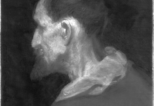 Etude - Van Dyck - IR 1