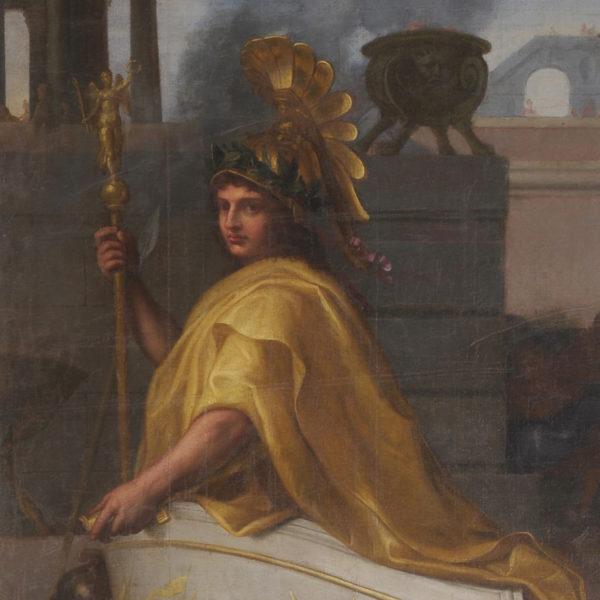 Le Triomphe d'Alexandre