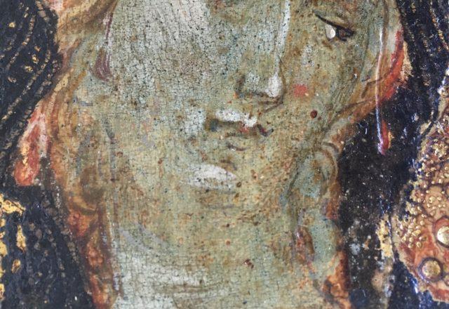 Vierge a l-enfant avec deux anges - Starnina-2