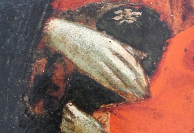 Vierge a l-enfant avec deux anges - Starnina-3