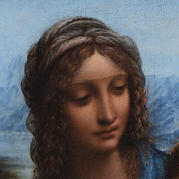 La Vierge aux fuseaux
