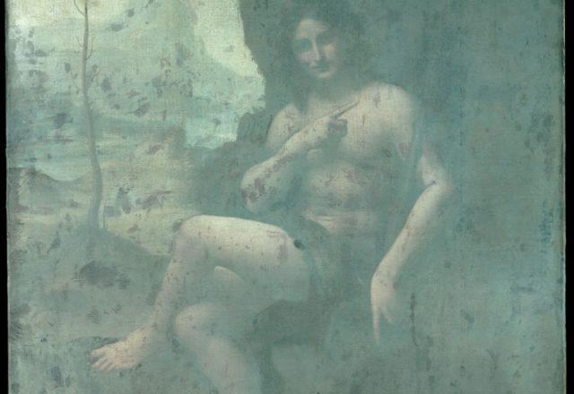 Saint Jean-Baptiste en Bacchus