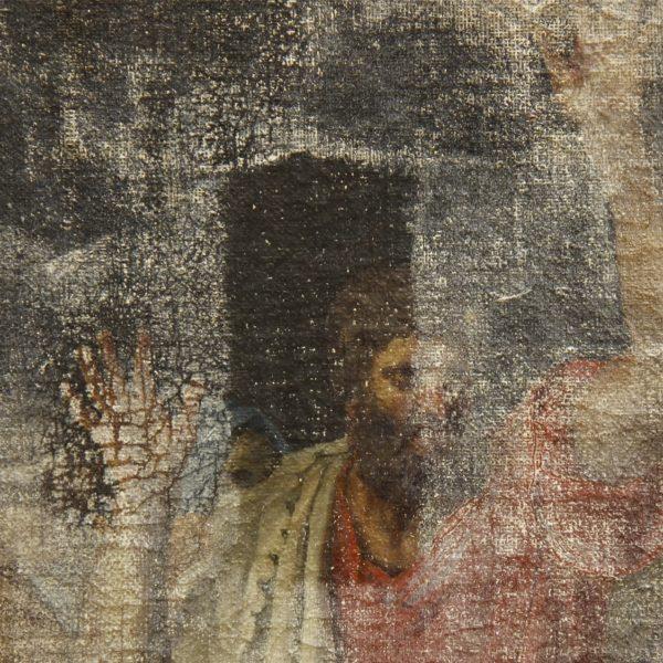 Peintures à l'huile sur toile de A.L. GIRODET