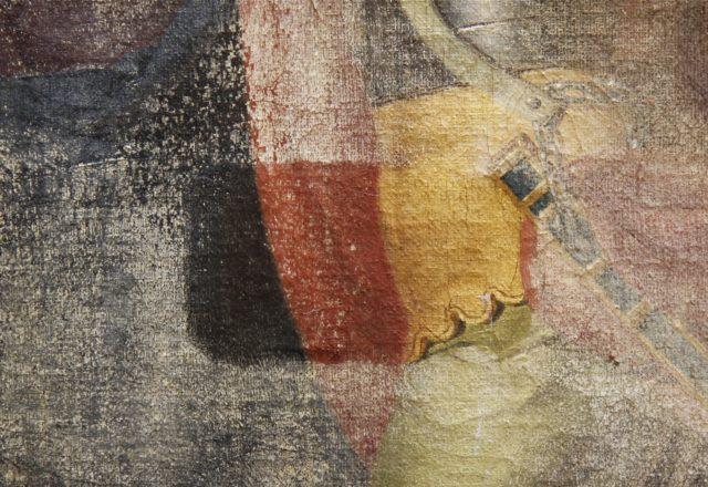 Girodet- La Mort de Camille-détail