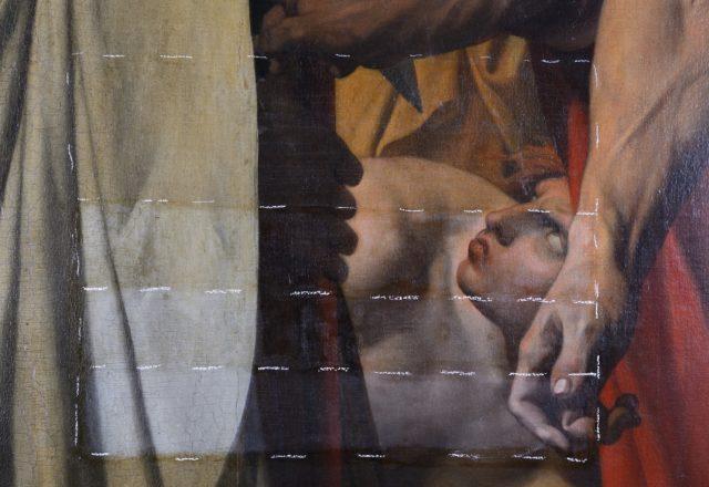 Ingres - Martyre de St Symphorien-3