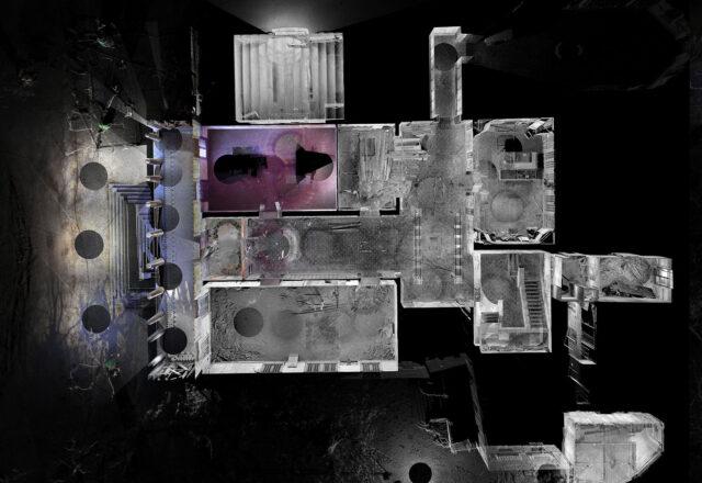 Scanner vue du haut / ©Arcanes